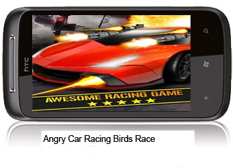 Angry Car Racing Birds Race Game Android Free Download