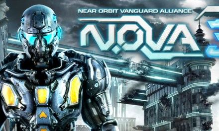 N.O.V.A. 3 Near Orbit Game Android Free Download
