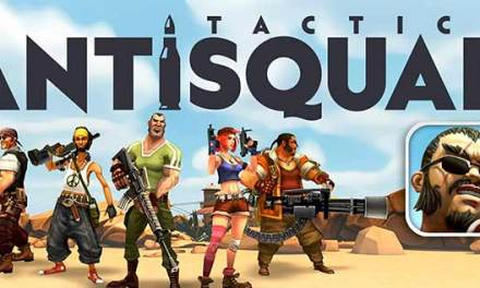 AntiSquad Tactics Premium Game Android Free Download
