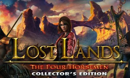Lost Lands The Four horsemen Game Android Free Download