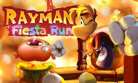 Rayman Fiesta Run Game Android Free Download