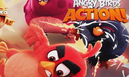 Angry Birds Action Game Android Free Download