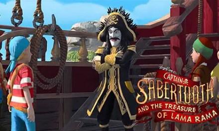 Captain Sabertooth Lama Rama Game Ios Free Download