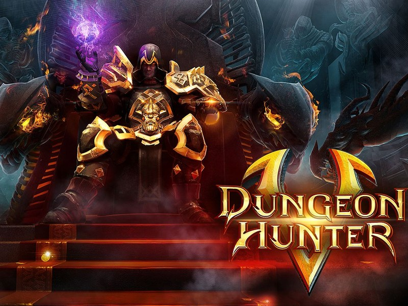 Dungeon Hunter 5 Game Android Free Download