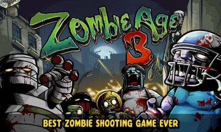 Zombie Age 3 Game Android Free Download