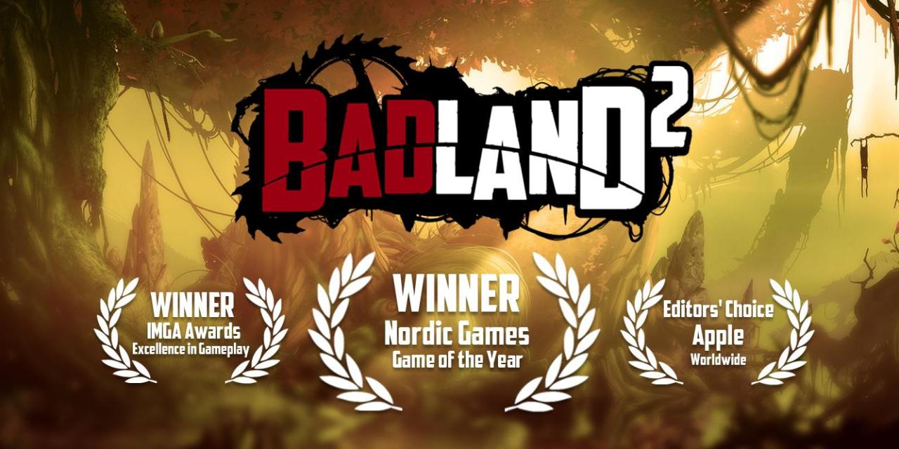 BADLAND 2 Game Android Free Download