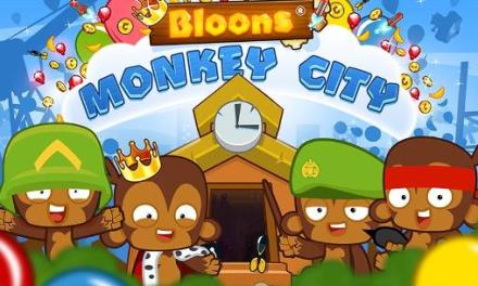 Bloons Monkey City Game Android Free Download