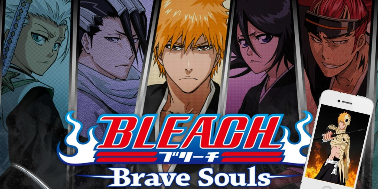 BLEACH Brave Souls Game Android Free Download