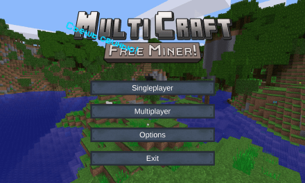MultiCraft Free Miner Game Android Free Download