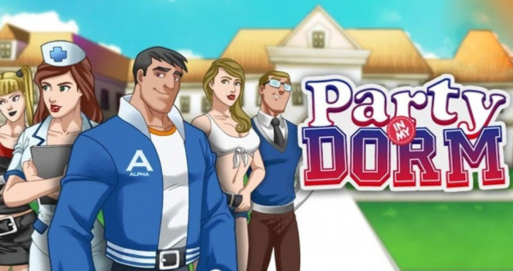 Party in my Dorm Game Android Free Download