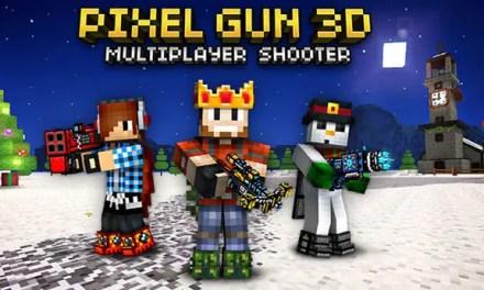 Pixel Gun 3D Game Ios Free Download