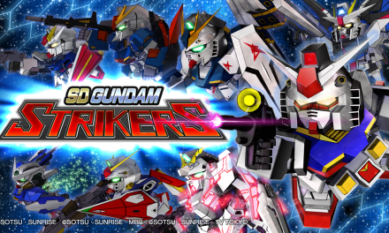 SD GUNDAM STRIKERS Game Android Free Download