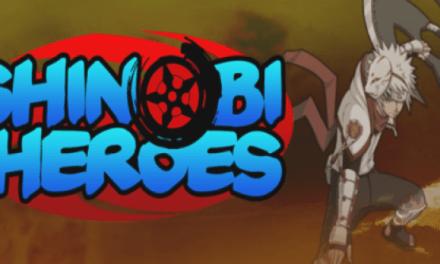 Shinobi Heroes Game Android Free Download