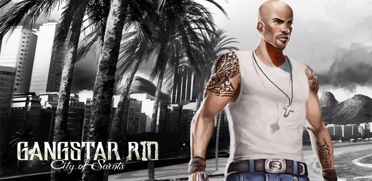 Gangstar Rio City Of Saints Game Android Free Download