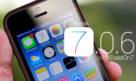 Jailbreak iOS 7.0.6 App Free Download