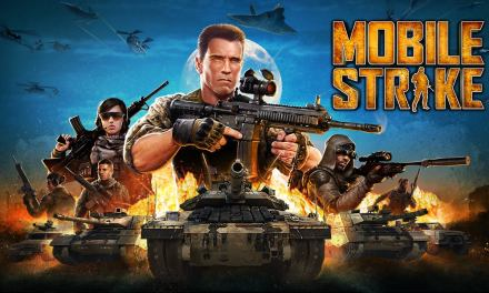 Mobile Strike Game Android Free Download