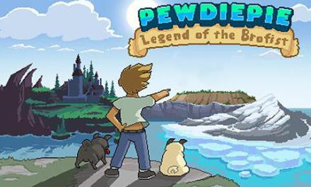 Pewdiepie Legend Of Brofist Game Android Free Download
