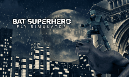 Bat Superhero Fly Simulator Game Android Free Download