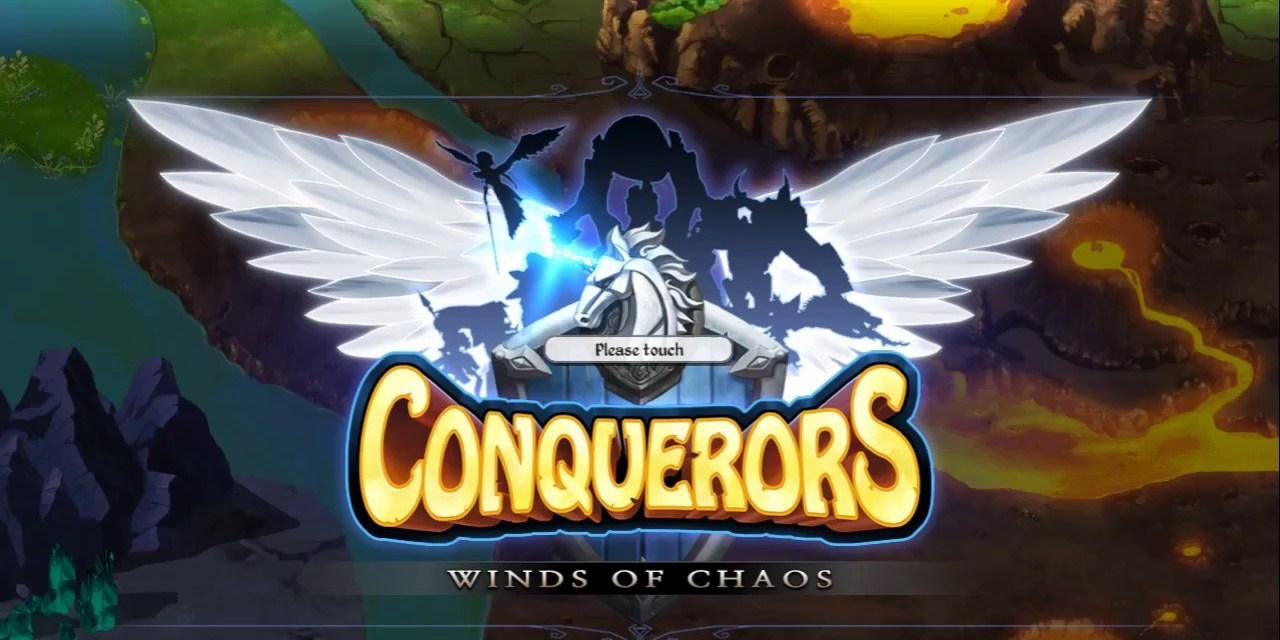 Conquerors Winds Of Chaos Game Android Free Download