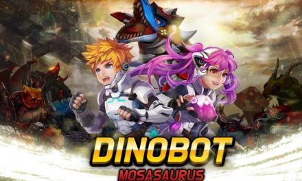Dinobot Mosasaurus Game Android Free Download