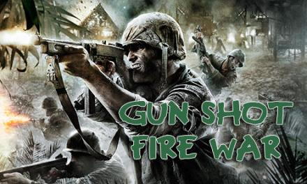 Gun Shot Fire War Game Android Free Download