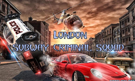 London Subway Criminal Squad Game Android Free Download