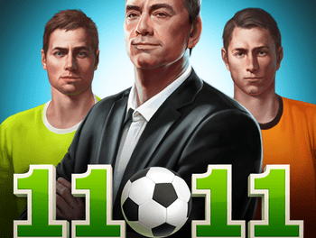 11×11 Football Manager Game Android Free Download