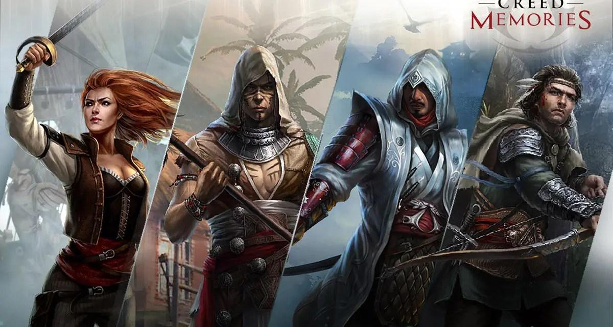 Assassin's Creed Memories Game Ios