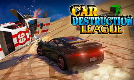 Car Destruction League Game Android Free Download