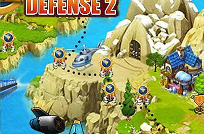 City Tower Defense Final War 2 Game Android Free Download