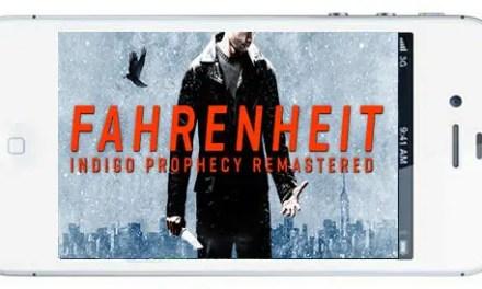 Fahrenheit Indigo Prophecy Remastered Game Ios Free Download