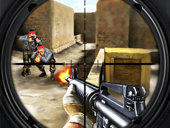 Gun Shoot War Game Android Free Download