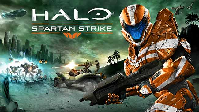Halo Spartan Strike Game Ios Free Download