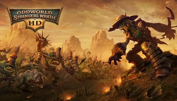 Oddworld Stranger's Wrath Game Ios Free Download