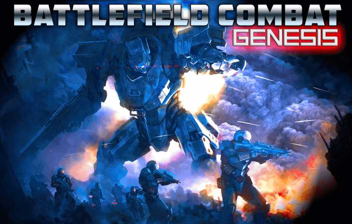 Battlefield Combat Genesis Game Android Free Download