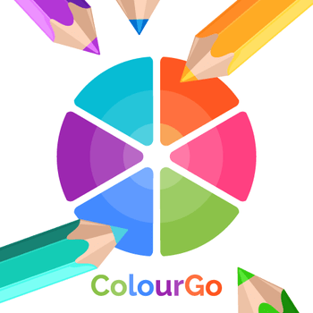 ColourGo Coloring book App Android Free Download