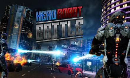 Hero Robot Battle Game Android Free Download