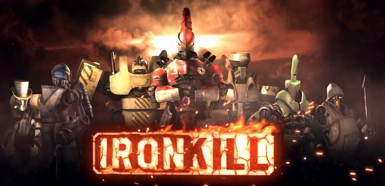 Iron Kill Robots vs Robots Game Android Free Download