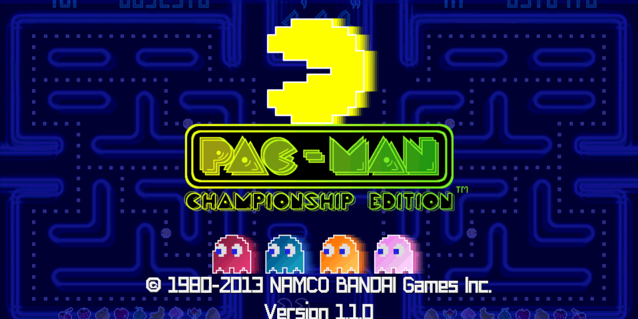 PAC-MAN Game Android Free Download