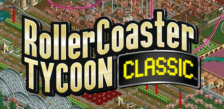 RollerCoaster Tycoon Classic Game Android Free Download
