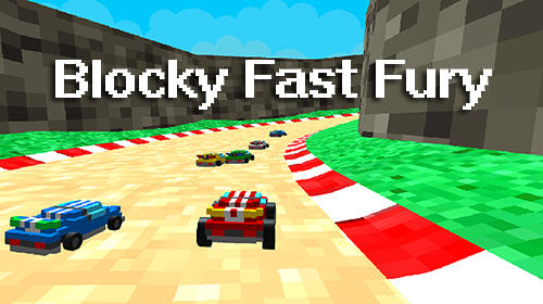 Blocky Hover Car City Heroes Game Android Free Download