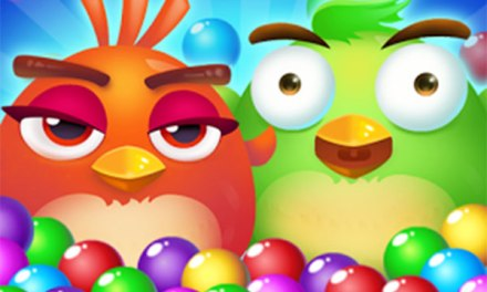 Bubble Shooter Bird Rescue Game Android Free Download