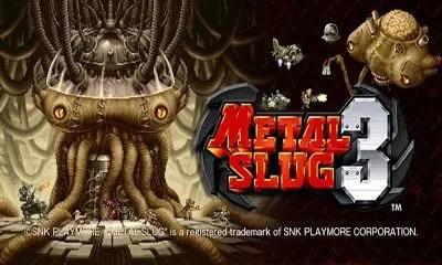 Metal Slug 3 Game Android Free Download