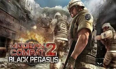 Modern Combat 2 Black Pegasus HD Game Android Free Download