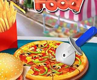 Street Food Stand Cooking Game Android Free Download