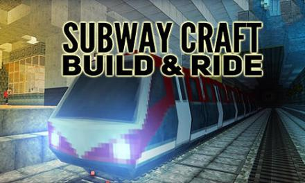 Subway Craft Build And Ride Game Android Free Download