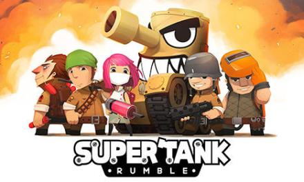 Super Tank Rumble Game Android Free Download