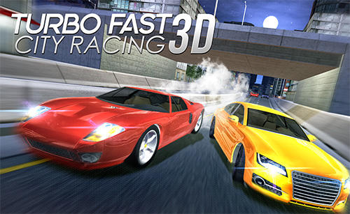 Turbo Fast City Racing 3D Game Android Free Download