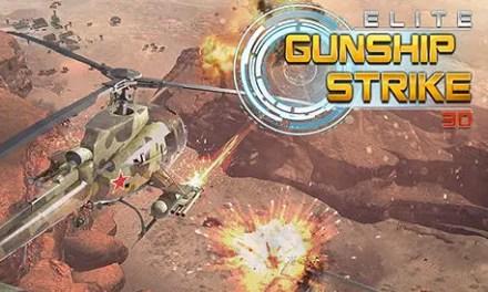 Elite Gunship Strike 3D Game Android Free Download