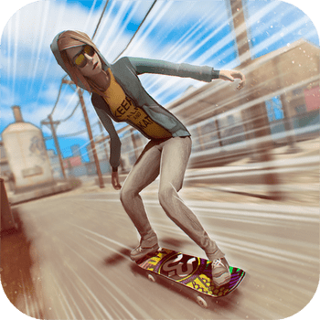 Skateboard Girls vs Boys Game Android Free Download